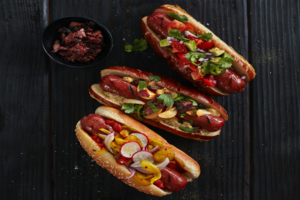 New York Diner Beef Hot Dogs