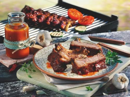 Halal Veal Spare Ribs