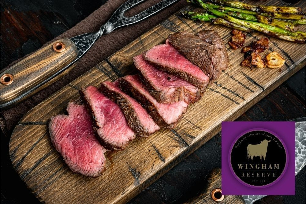 Australian Grain Fed Beef Chateaubriand (2) (Wingham Reserve)
