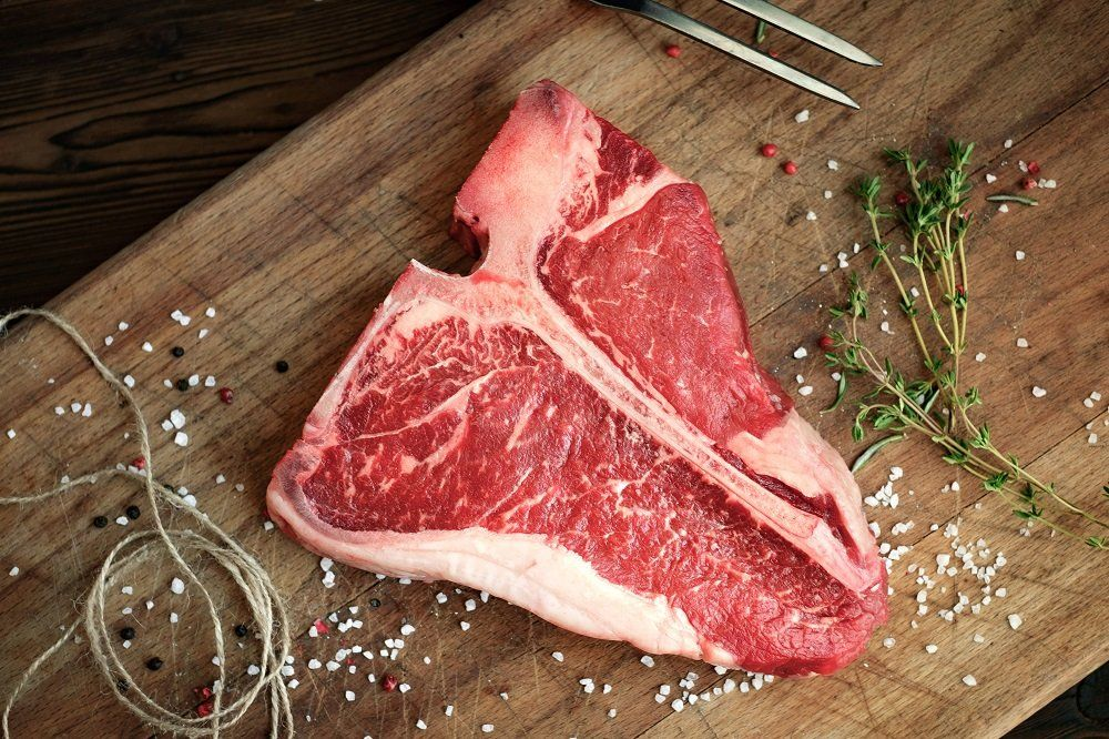 Hereford T-Bone Steak