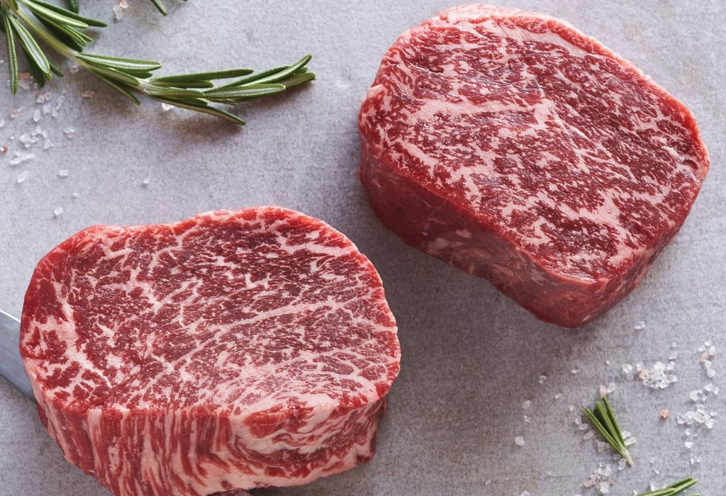 Halal Wild River Wagyu Pure Bred Fillet MBS 8+